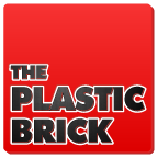 The Plastic Brick Logo
